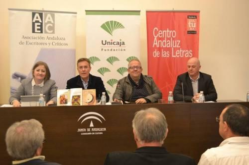 Rueda de prensa xxii premio andalucía crítica 2016
